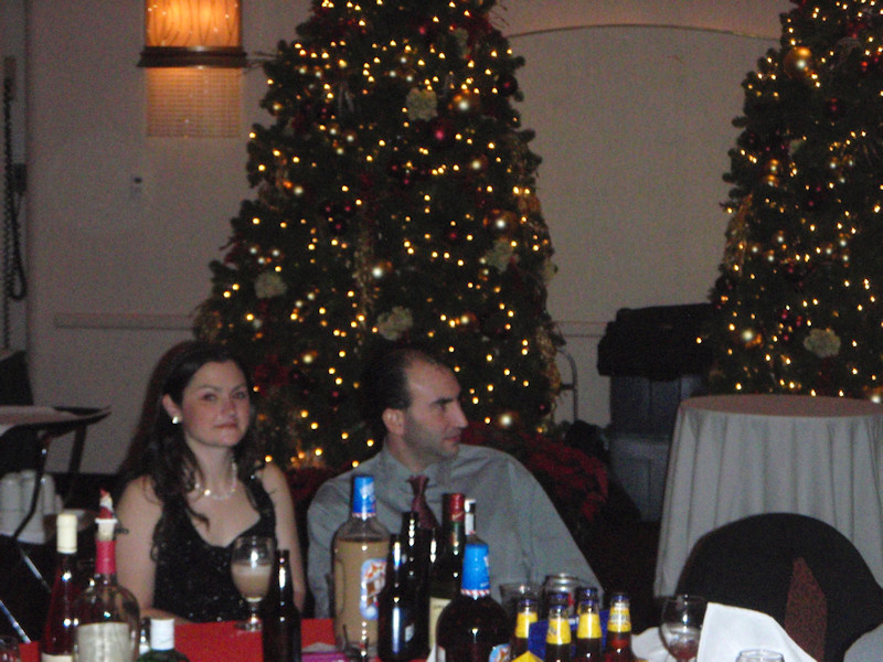 Christmas Party 2008