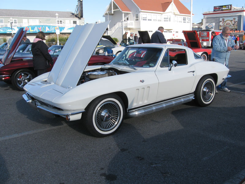 Mohawk Valley Corvette Club Trip To Ocean City