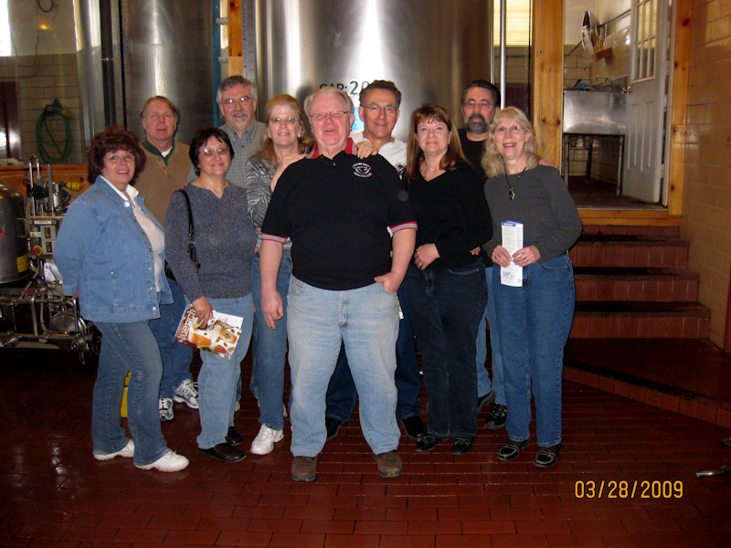 Ommegang Tour 2009