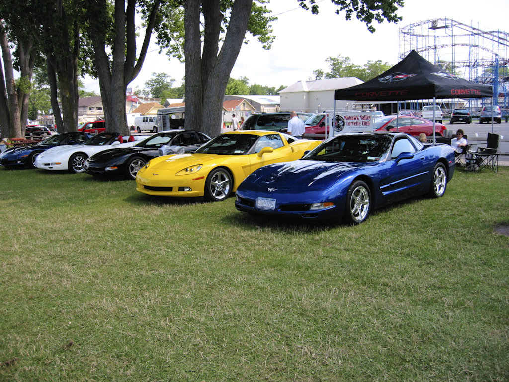 Vettes At The Beach 10