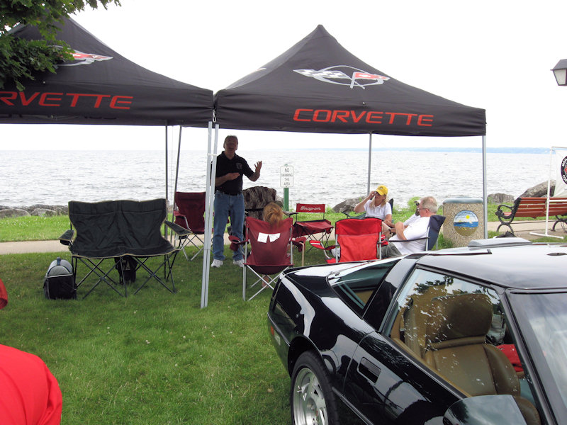 Vettes At The Beach 4